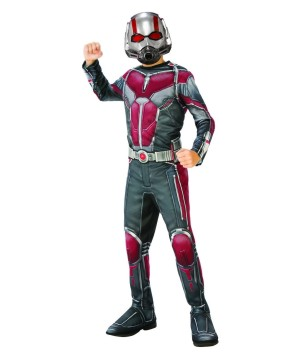 Marvel Ant Man and the Wasp Boys Costume