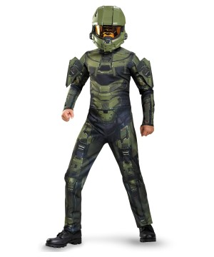 Master Chief Boys Costume