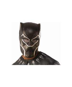 Mens Black Panther Mask