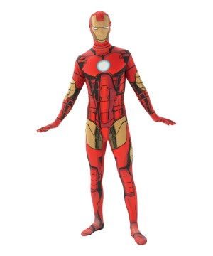 Mens Iron Man Jumpsuit