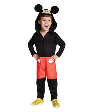 Boys Mickey Mouse Toddler Onesie