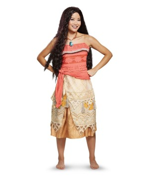 Moana Ladies Costume