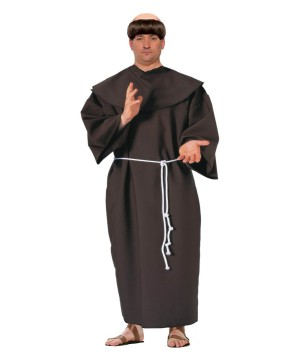 Mens Monk Costume