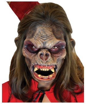 Scary Monkey Prosthetic Mask