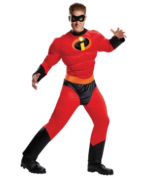 Mr Incredible Mens Costume