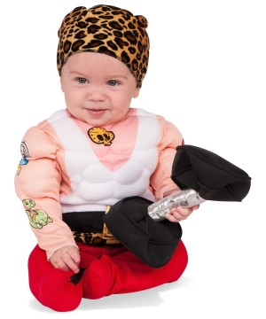 Mr. Muscleman Infant Costume