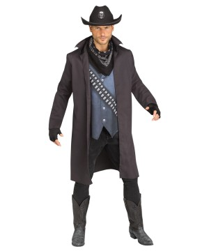 Mens Notorious Outlaw Costume