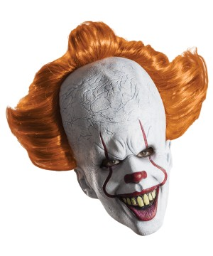 Pennywise Clown It Mask