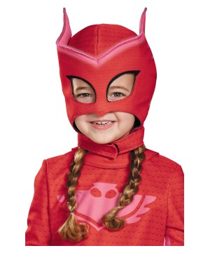 Pj Masks Owlette Childrens Mask