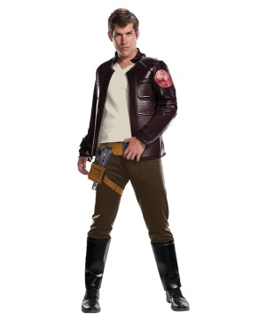 Poe Dameron Star Wars Mens Costume