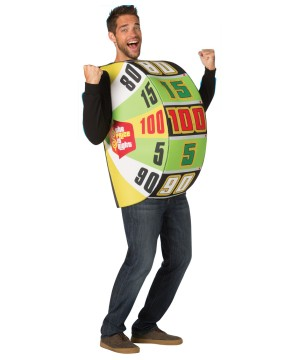 Price is Right Wheel Costume
