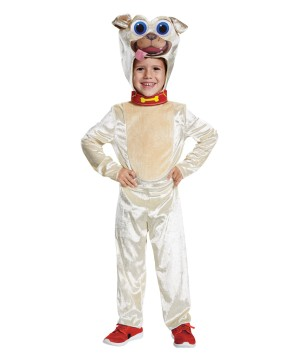 Puppy Dog Pals Rolly Toddler Disney Costume