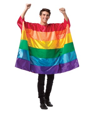 Rainbow Flag Costume