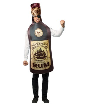 Rum Bottle Costume
