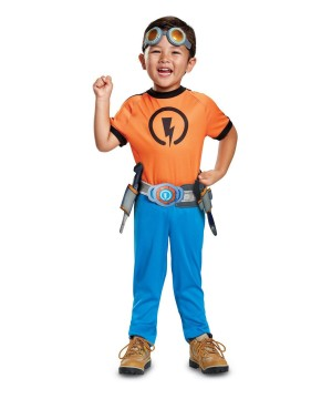 Rusty Rivets Boys Costume