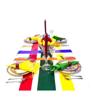 Table Runner Satin Ribbon