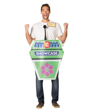 Showcase Showdown Price is Right Costume