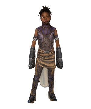 Shuri Black Panther Kids Costume