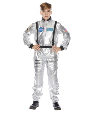 495ea7f3b91a Astronaut Costume - NASA Astronaut Jumpsuit   Costumes for Kids