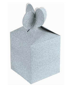 Silver Diamond Gift Boxes