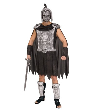 Skull Gladiator Adult Costume