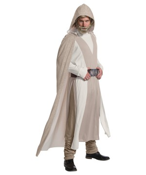 Skywalker Star Wars Last Jedi Mens Costume