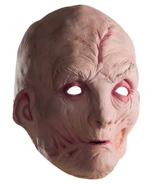 Snoke Supreme Leader Mask