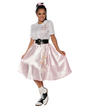 Sock Hop Women Costume