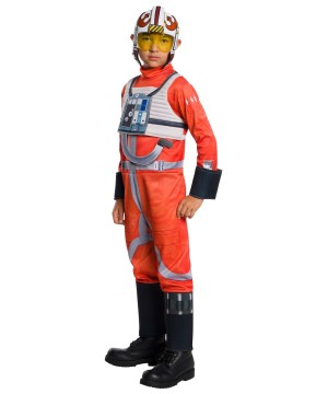Star Wars Boys X-wing Fighter Pilot Costume