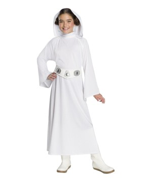 Star Wars Princess Leia Girls Costume