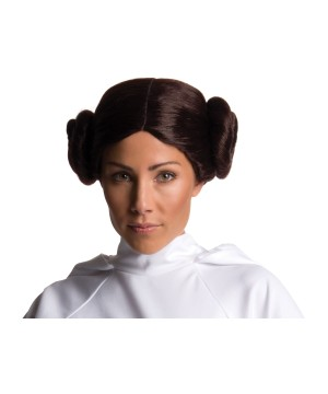 Star Wars Princess Leia Adult Wig