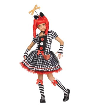 String Puppet Girl Costume