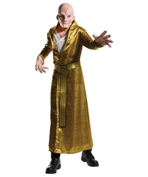 Supreme Leader Snoke Last Jedi Mens Costume