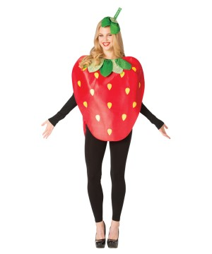 Sweet Strawberry Costume
