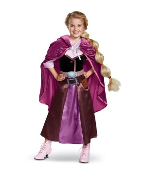 Tangled the Series Rapunzel Girls Costume