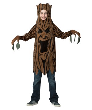 Teen Creepy Tree Teen Costume