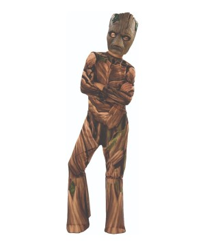 Teen Groot Boys Costume