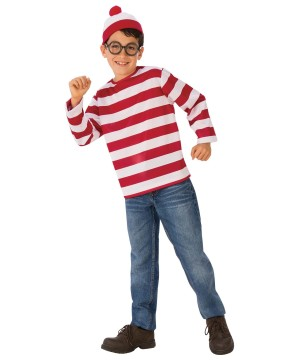 Teen Waldo Costume