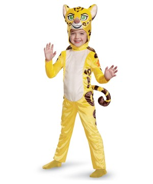The Lion Guard Fuli Girls Costume