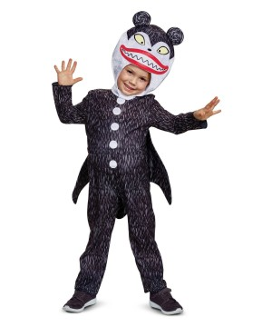 The Nightmare Before Christmas Scary Teddy Toddler Boys Costume