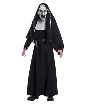 The Nun Scary Movie Character Costume