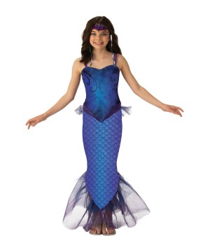 The Royal Mermaid Girls Costume
