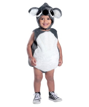 Toddler Cutie Koala Costume