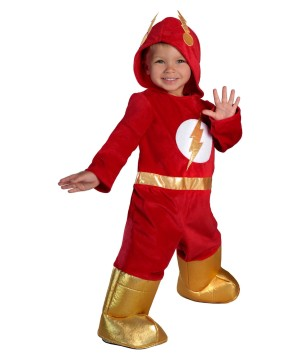 Toddler the Flash Costume