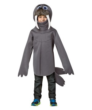 Toddler Gray Walrus Costume
