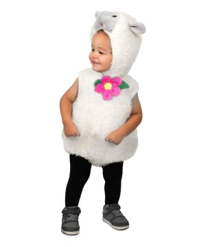 Toddler Little Lamb Costume