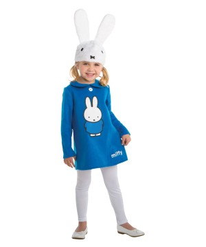Toddler Miffy Bunny Dress