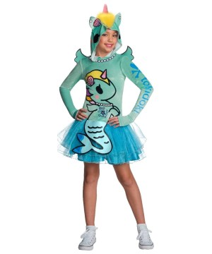 Tokidoki Girls Mericorno Costume
