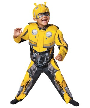 Transformers Bumblebee Toddler Costume