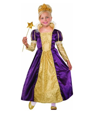 Violet Gold Princess